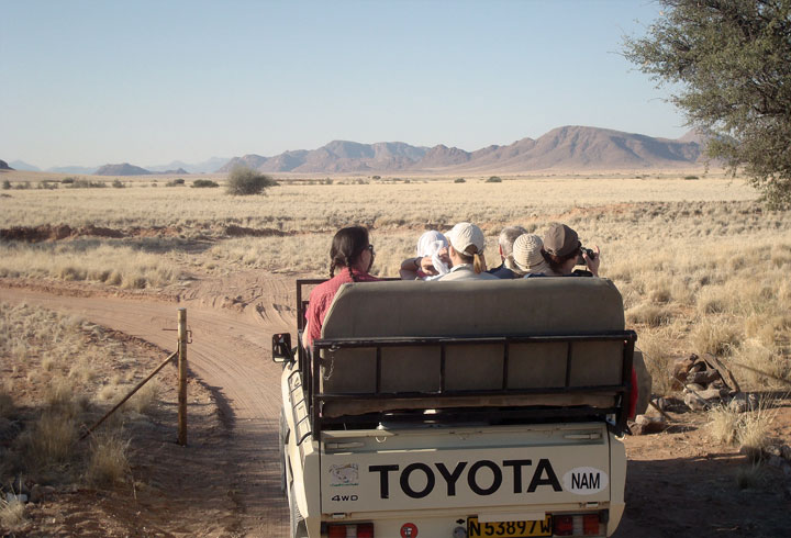 NAMIBIA             DER PERFEKTE ANFANG, DAS SÜDLICHE AFRIKA ZU ENTDECKEN