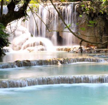 LAOS – VANG VIENG und LUANG PRABANG             MYSTISCHE TEMPEL & NATURSCHÄTZE - Ein Land für Entdecker